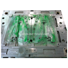 Moulage par injection plastique automobile