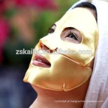 Máscara facial de cristal do bio-colagénio do ouro com melhor preço