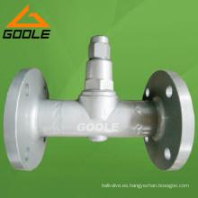 Trampa de vapor bimetálica ajustable tb11f / tb6f