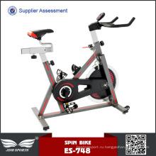 Главная Велотренажеры Спиннинг Велосипед (ES-748)