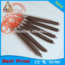 cartridge heater for extrusion moulding