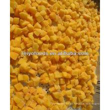 Gefrorener Pfirsich