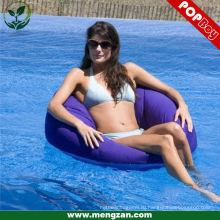 Популярные комфорта мини-диван кровать воды плавающей фасоли мешок стулья