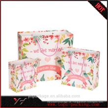 Yonghua hochwertige bunte Papiertüte