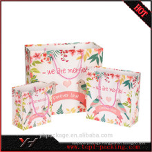Yonghua High Quality Colorful Paper Bag