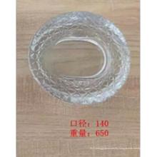 Cenicero de vidrio con buen precio Kb-Hn07685