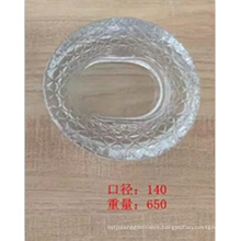 Glass Ashtray with Good Price Kb-Hn07685