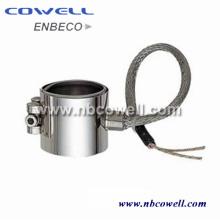 Machine de moulage par soufflage en acier inoxydable Mica Heater Band