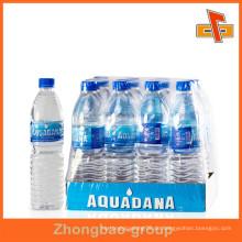 Druckbare klare Kunststoff-Schrumpfverpackungsrolle PVC / POF / PE / BOPP Folie