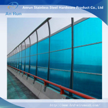 Highway Acoustic Barrier, Sound Barrier