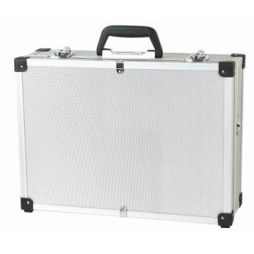Caja de herramientas de aluminio con hermoso diseño (ba434)