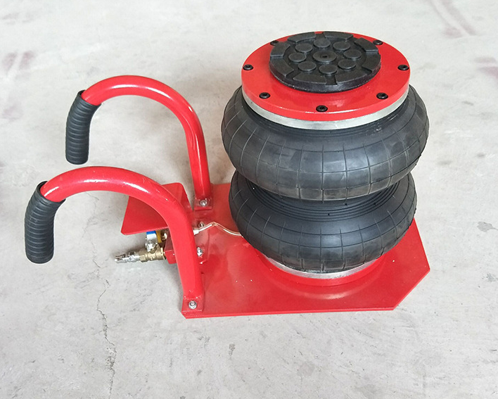 car air bag lifting jack