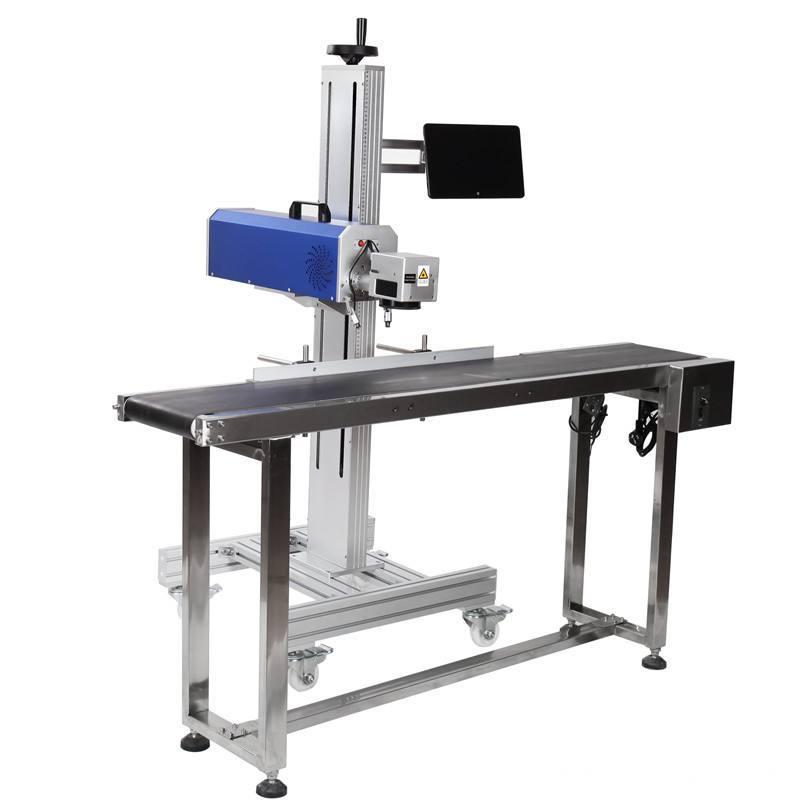 Violet Laser Marking Machine