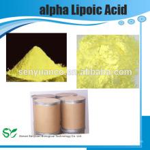 Ácido alfa-lipóico de boa qualidade, ácido tióctico