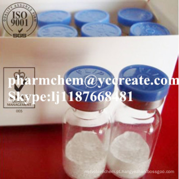 Pó esteróide cru CAS 148031-34-9 Eptifibatide das hormonas injetáveis do polipeptídeo