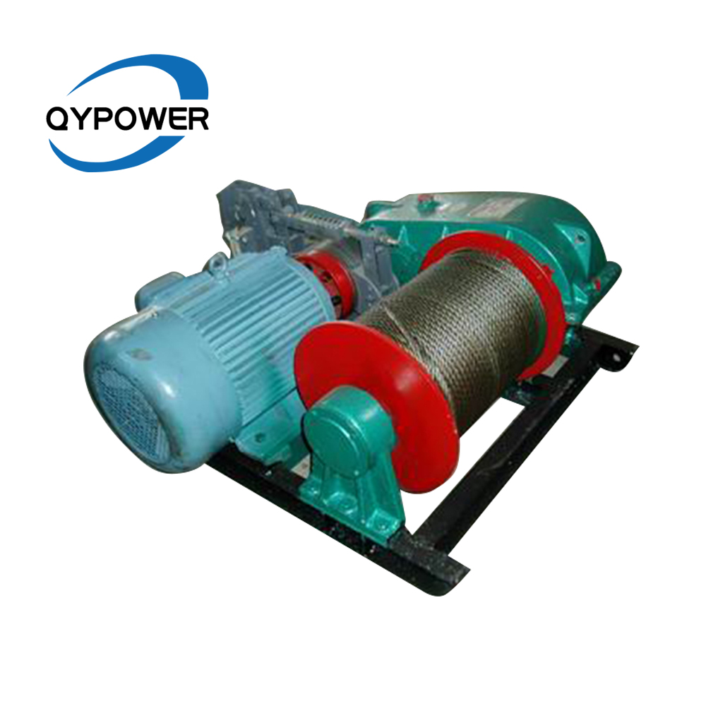 Electric Powered Winch