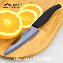 "4.5"" Mirror Blade Ceramic Fruit / Steak/Damascus Knife"