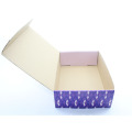 Custom Recycled Currugated Foldable Packaging Skopapper