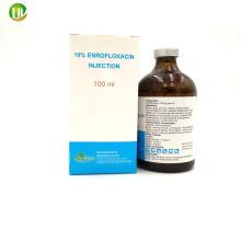 Антибиотики жидкий энрофлоксацин 10% инъекционная дозировка