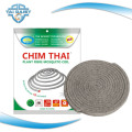 3600 Bags Per 40′hq Hot-Sale Unbreakable China Mosquito Coil Repellent and Harmless Guangzhou Plant Fiber Mosquito Incense Coil