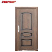 La porte en acier chaude TPS-130A modèle les portes en acier de mère et de fils