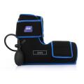 Envoltório frio do tornozelo da compressão do equipamento da fisioterapia
