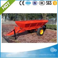 Épandeur d'engrais de tracteur agricole SF-2500 à vendre