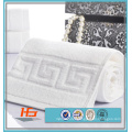 5 Star Hotel High Quality White Cotton Jacquard 100 Cotton Towel