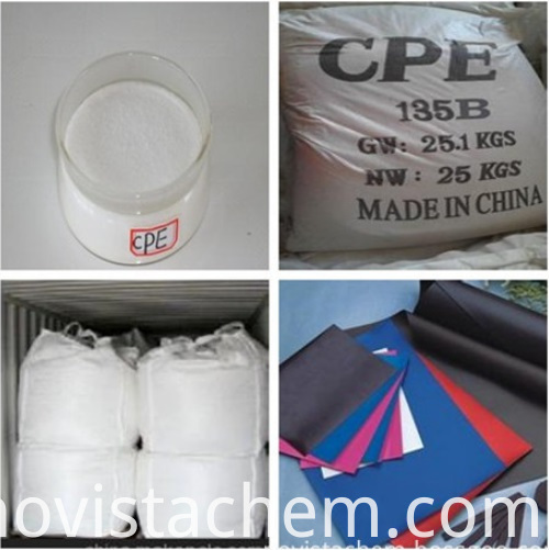 CM CPE135B for cable hose rubber products