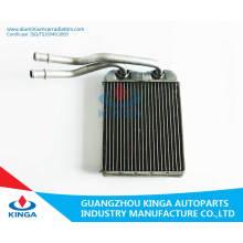 Calentador de viento caliente para Audi Q7, tamaño de núcleo 210 * 185 * 32