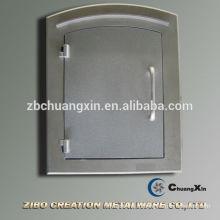Высококачественный литой алюминиевый почтовый ящик OEM