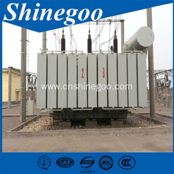High Quality High Efficiency Traction Transformer