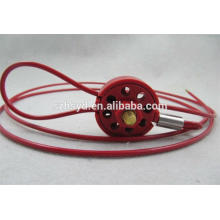 Safety Insulation Cable Lock brady loto