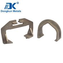 Pièces de forgeage à froid en acier personnalisé