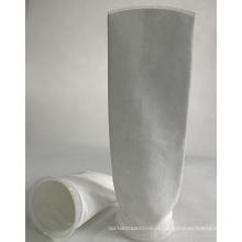 Bolsas de filtro de feltro de agulha de poliéster