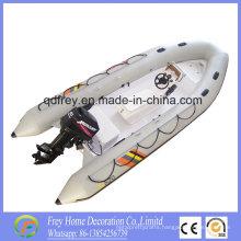 Hot Sale Ce Fibreglass Rib Fishing Boat, Mortor Boat