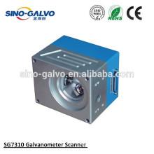 SG7310 High Accuracy Galvanometer Scanner Galvo Head scan