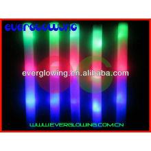 Vara de espuma de luz LED de neón para fiesta de noche toda venta 2016