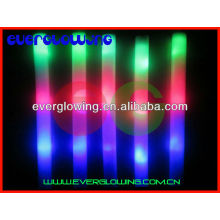neon LED light foam wand for night party whole sell 2016
