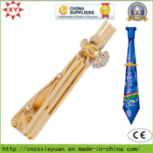Fashion Custom Gold Metal Tie Clip for Men
