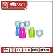 dispensador plástico de suco