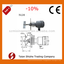 NL34 High tempreture flexible shaft Roating paddle level switch for sale