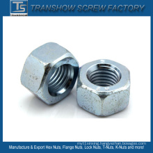 Medium Carbon Steel Grade 2h Heavy Hex Nut