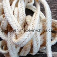 7mm Cinturones de algodón orgánico suave