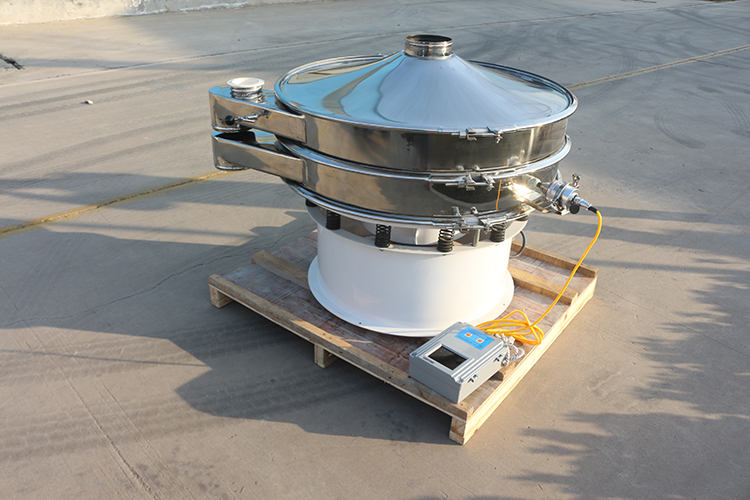 Ultrasonic Fine Powder Vibrating Screen Sieving Machine