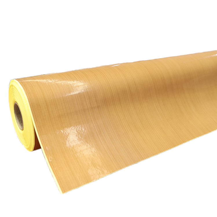Ptfe Coated Fiberglass Cloth With Glue 2