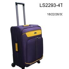 4piece Oxford Travel Luggage Trolley Case