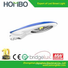 Lampe de rue extérieure à haut rendement LED, éclairage en aluminium IP65 décoratif allumé éclairage public