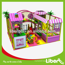Forest theme children indoor soft play area playground equipment,kids play system structure for games