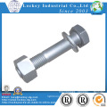 Steel Hex Bolt Hex Screw Hex Head Cap Screw